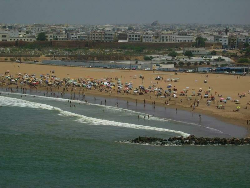 plage salé